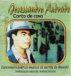 CD Canto de Casa - Cancioneiro Poético- Musical do Sertão do Moxotó