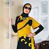 Hijab fashion - Hijab de fete