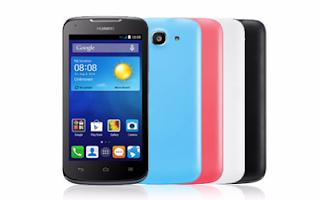 Spesifikasi Huawei Ascend Y520 Bulan Mei 2015