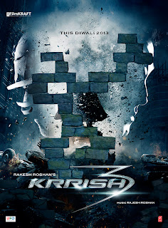Hrithik Roshan First Look in Krish 3, Krish 3