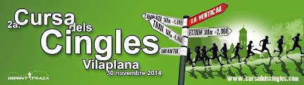 CURSA DELS CINGLES 2014