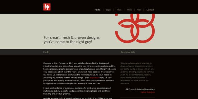 Interior Design Portfolio Websites