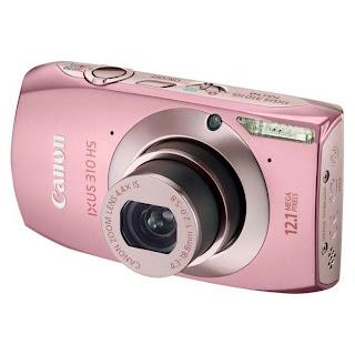 Canon Ixus 310 HS - 12.1 MP