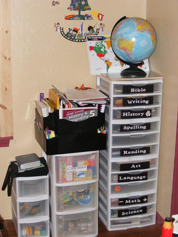 Adoptive Mom Homeschooling An Only Child What Is A Workbox