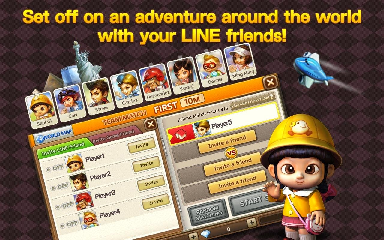 LINE Lets Get Rich 1.0.6 APK Terbaru by http://jembersantri.blogspot.com