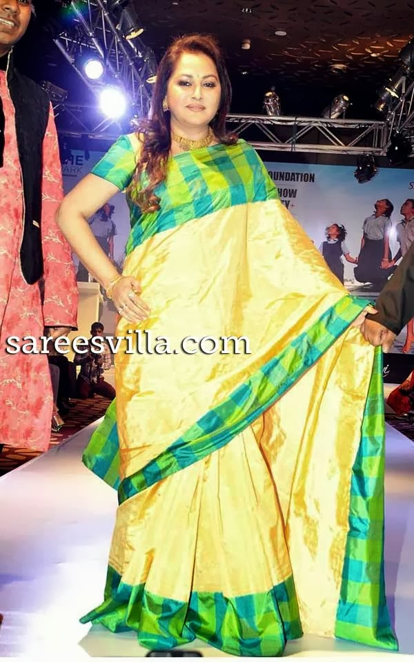 Jaya Prada at Passionate Foundation Fashion show