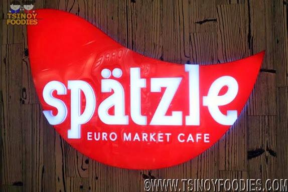 spätzle euro market cafe