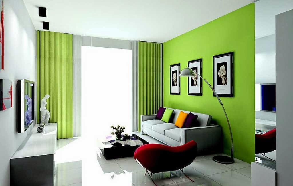 Color-Green-Design-Interior-Home-Simple