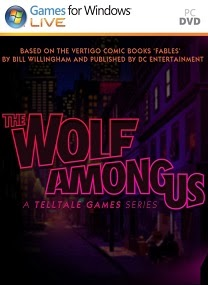 The Wolf Among Us Episode 5-CODEX