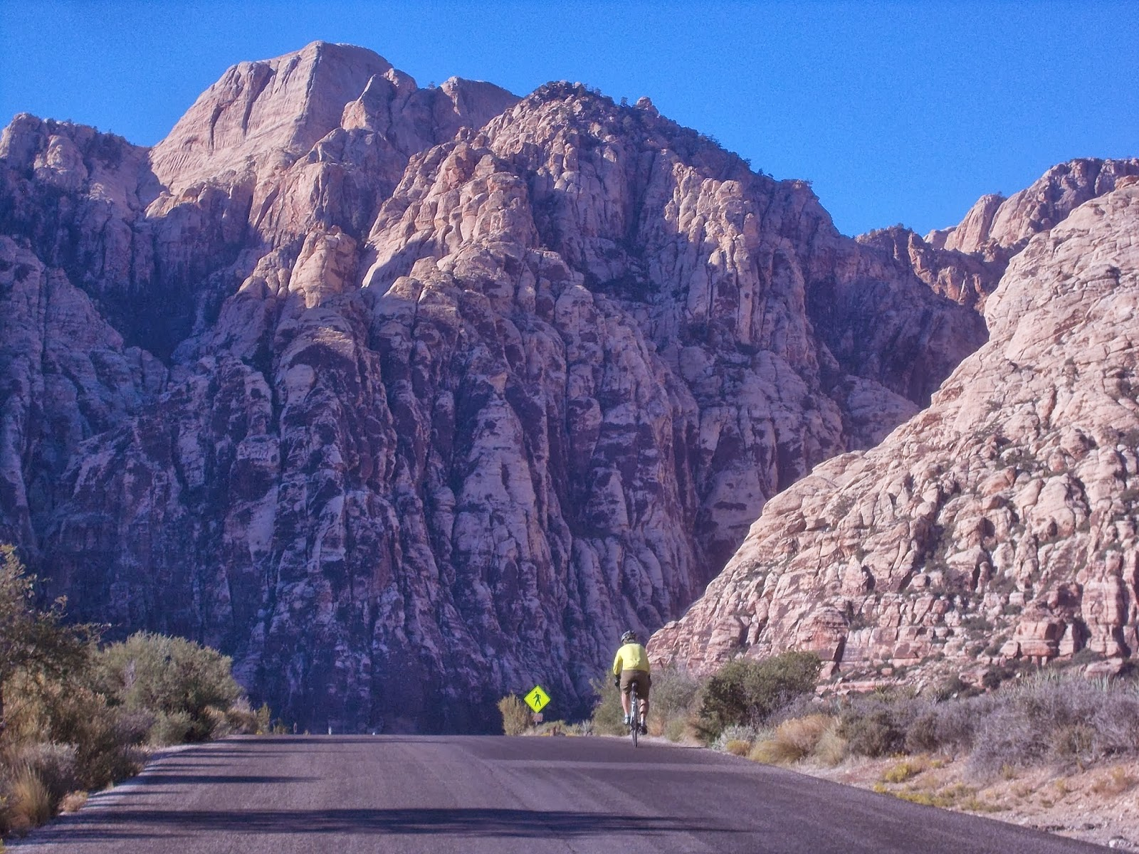 Tire Shops Open On Sunday >> Bicycle Stories: Return to Red Rock Canyon Scenic Loop