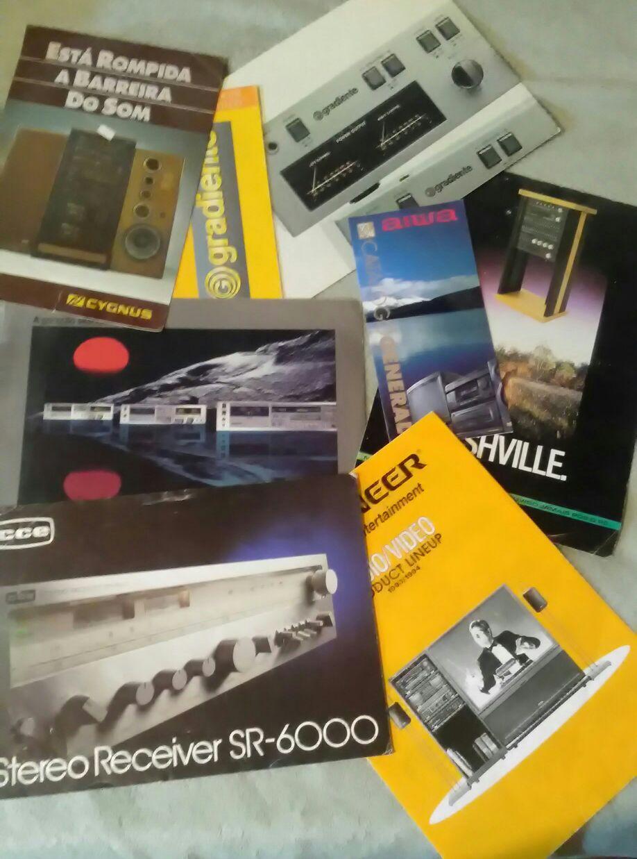 Folders e Catálogos a venda