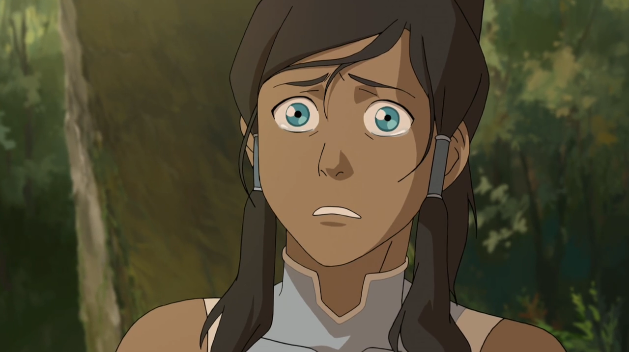 Legend of Korra Hiatus Break