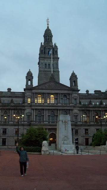 Glasgow y Edimburgo en 1 dia | Viaje a Europa en 14 dias