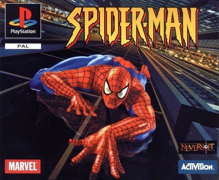 Spider Man 1 Game