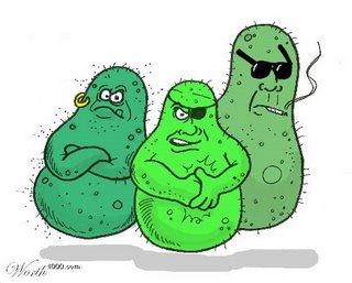 Di Malaysia, kesedaran terhadap kewujudan bakteria, virus dan kulat di ...