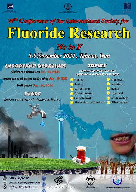 Fluoridation Free Water for Humanity