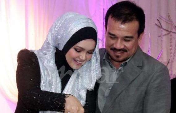 Kata-Kata Semangat Datuk K Buat Siti Nurhaliza Selepas Keguguran