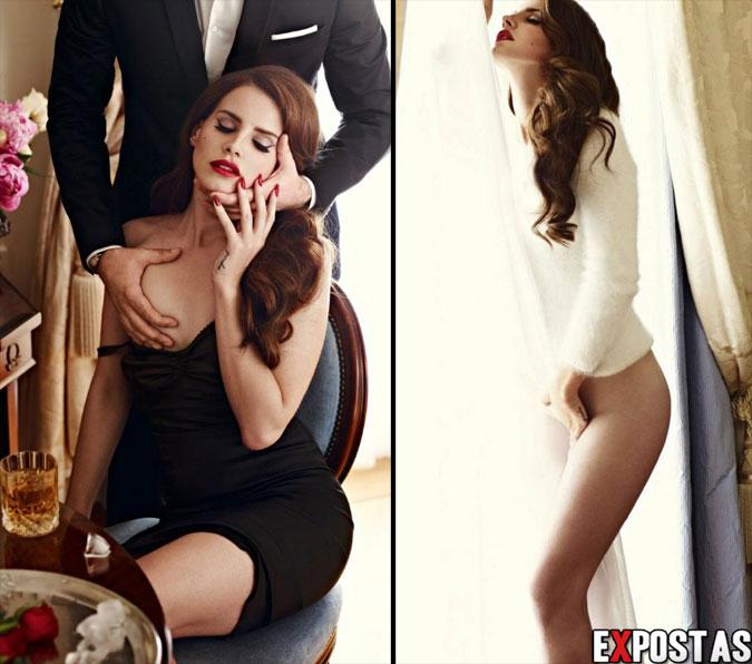 Lana Del Rey: GQ UK magazine (Special issue) - Setembro/Outubro 2012