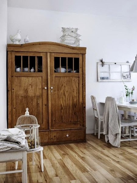 interiors and design less ordinary shabby chic home in germany. Black Bedroom Furniture Sets. Home Design Ideas