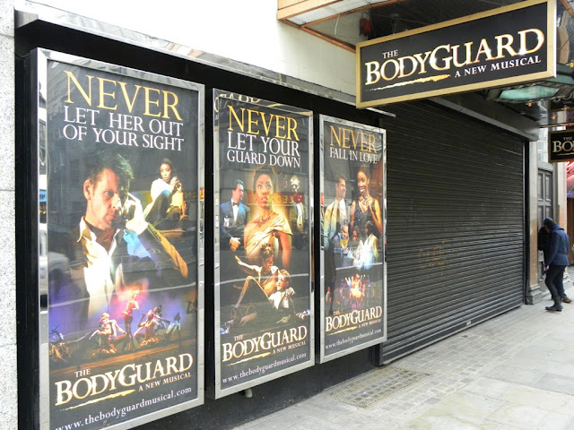 The Bodyguard London