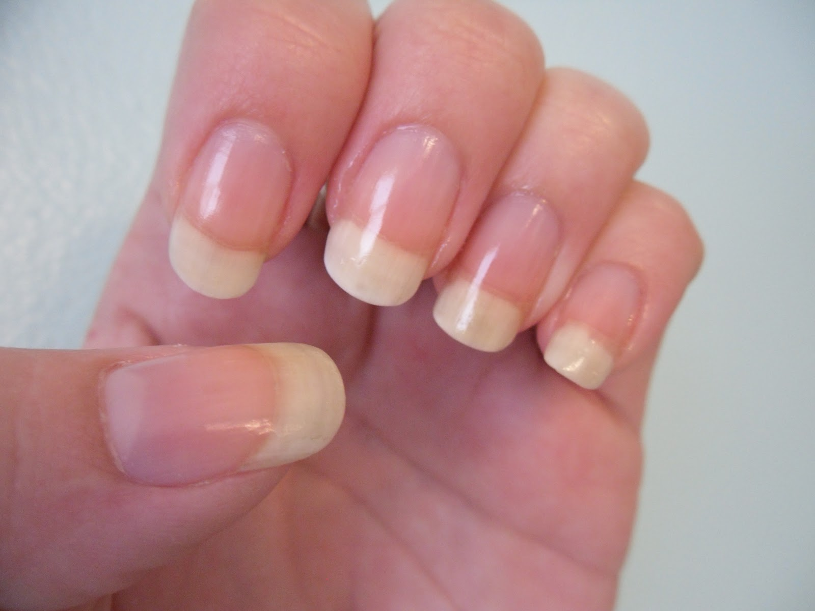 No Junk Nail: Bare Nails!