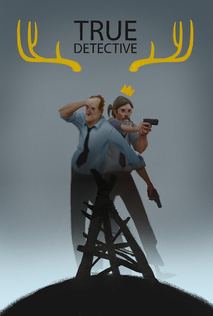 true detective online