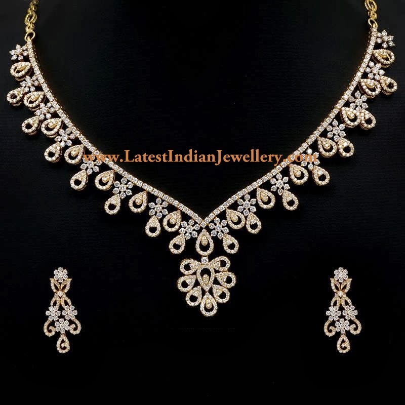 Exclusive Indian Diamond Necklace