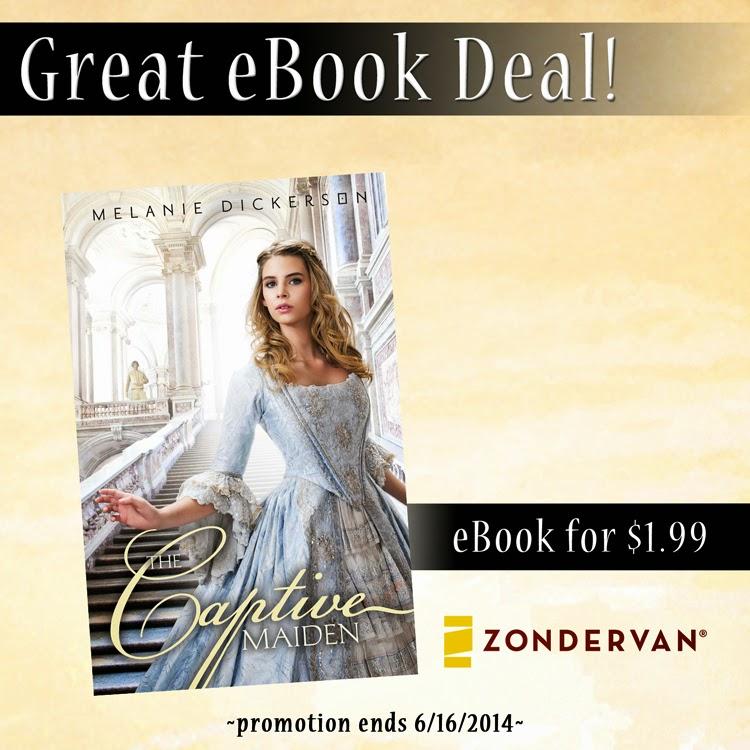 melanie dickerson s the captive maiden Amazoncom: the captive maiden (fairy tale romance series book 4) ebook: melanie dickerson: kindle store.