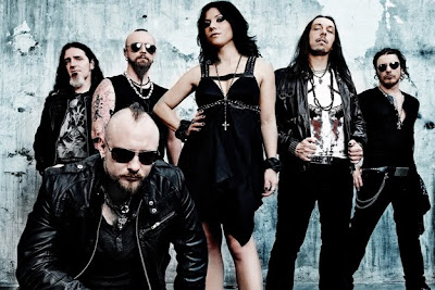 Lacuna Coil - Upsidedown