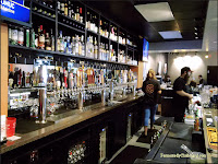 40 taps and a full bar selection at Black Bottle