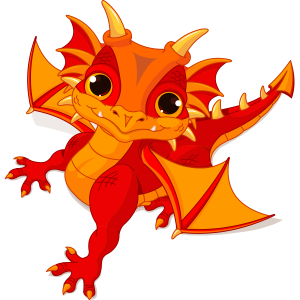 Baby Dragon Icon