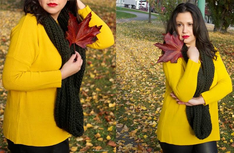 otoño, mirar otoño para, mujer moda, blogger pamplona