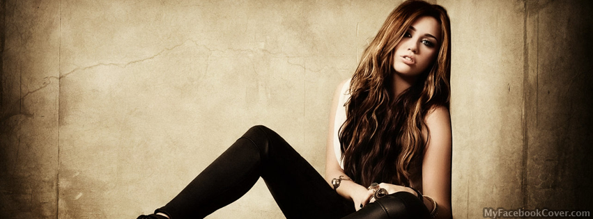 Miley Cyrus Facebook Covers - Facebook Covers, FB Cover ...