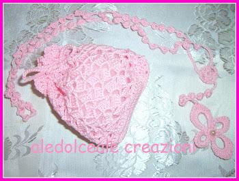 Rosario rosa