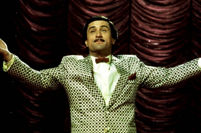 A komédia királya / The King of Comedy [1982]