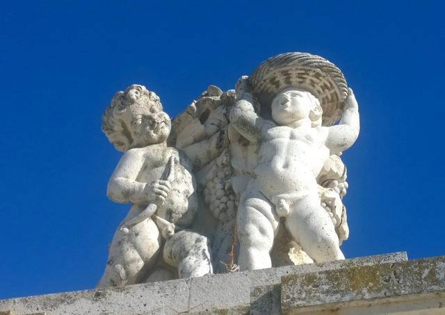 palacio aranjuez estatuas