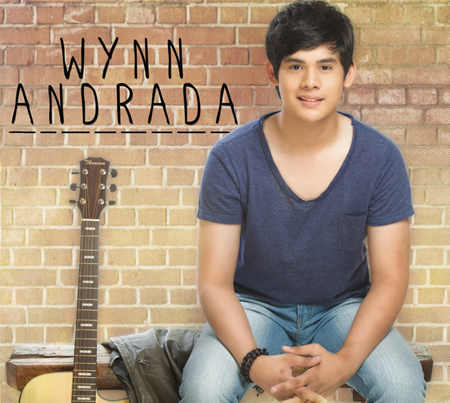 Wynn Andrada self-titled debut album cover