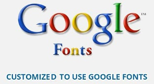 Cara Memasang Google Font Fast Loading di Template Blog