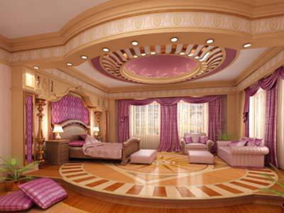 Fairy tale bed room for girls dream interior decor for Dream bedroom designs