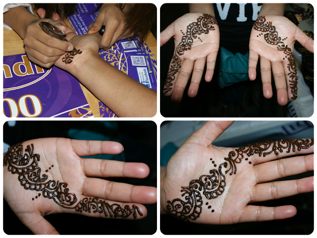 Mehendi/ Henna on Chand Raat Ladypool Road Birmingham