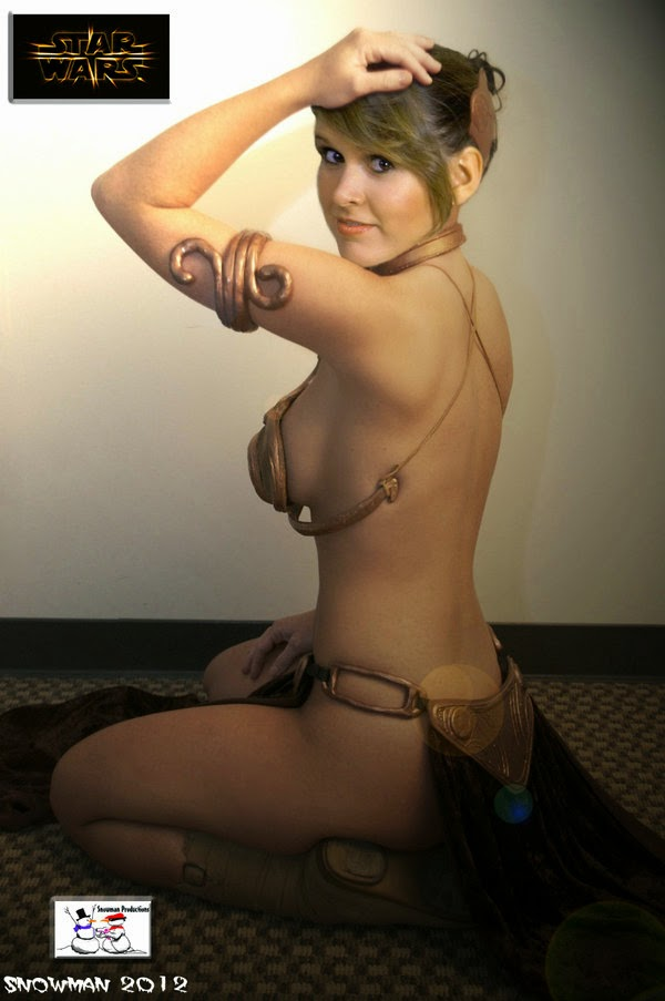 Princess Leia (Princess of Alderaan) - Slave Girl