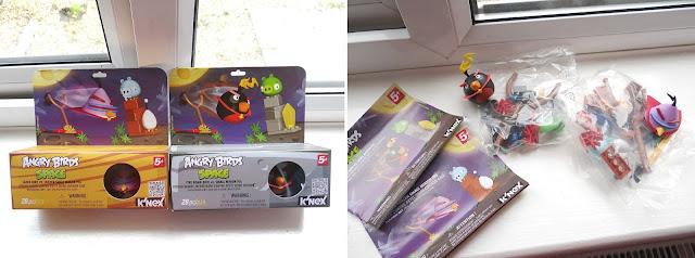 Angry Birds Merchandise, K'Nex construction, K'Nex Angry Birds PlaySet