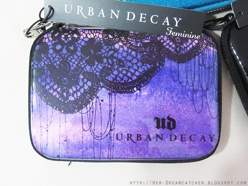 Urban Decay: Feminine Palette Review