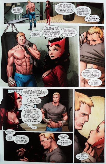Uncanny Avengers # 5 - Rick Remender Olivier Coipel