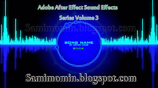 Adobe After Effect Sound Effects