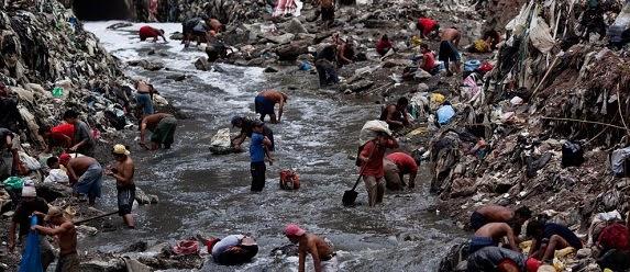 Guatemalan dump.