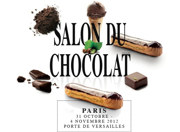 Salon du Chocolat Paris 2012
