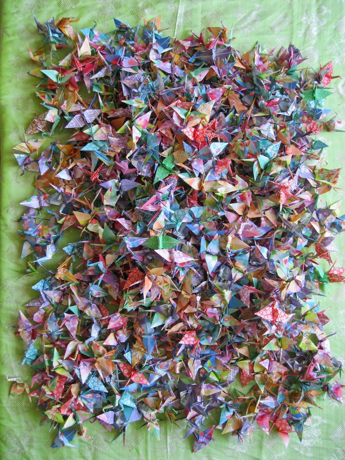 Origami crane crane origami craft ideas - 1000 Origami Cranes Origami Instructions Art And Craft Ideas 1000 Origami Cranes Salsuba Images
