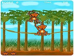 Những chú khỉ, game vui