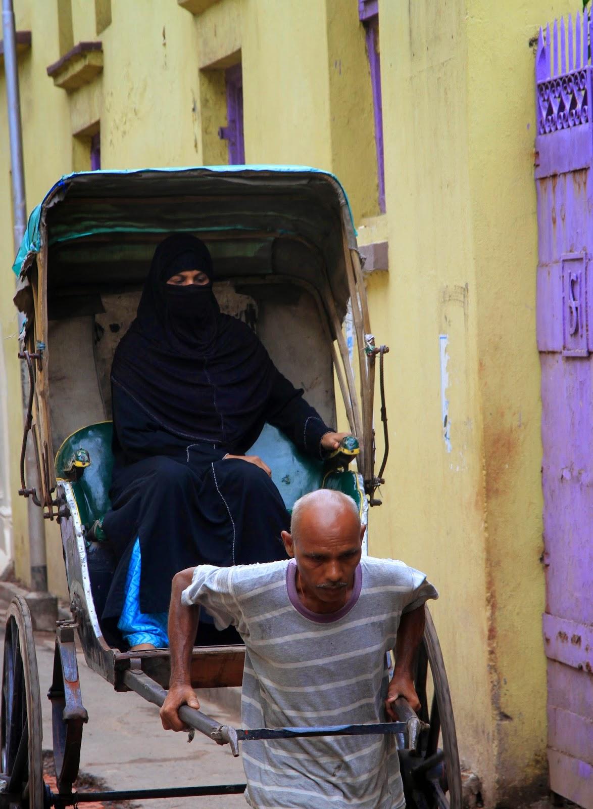 www.amasc.blogpot.com  rickshaw pulled puller kolkata calcutta